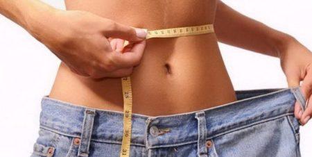 Польза для похудения