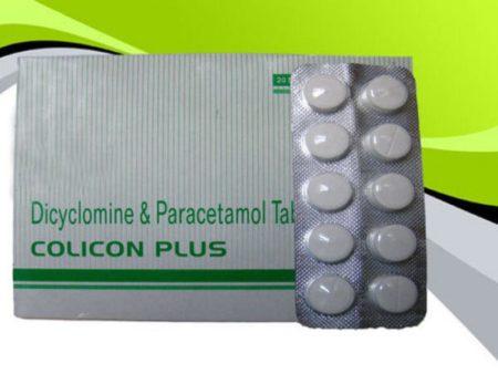 Препарат Дицикломин