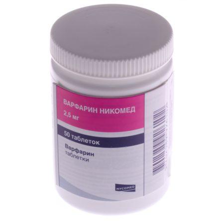 Варфарин и симетикон – препараты, с несовместимыми действиями