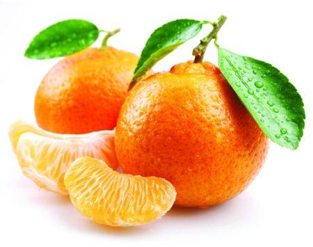Свойства мандарин