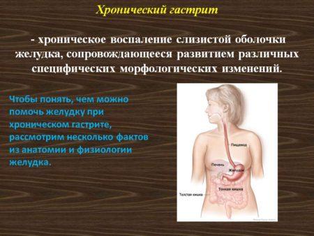 Эпидемиология гастрита