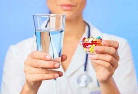 Лекарства (таблетки) при обострении хронического воспаления желудка