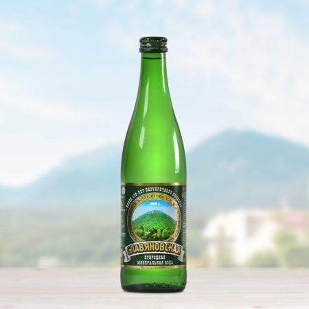 «Славяновская» вода